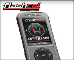 SUPERCHIPS 2547 Flashcal for 17-UP GM Gas Vehicles