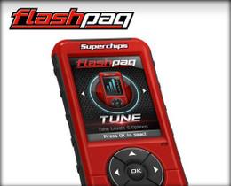 SUPERCHIPS 3845 Flashpaq F5 Dodge/Ram Diesel/Gas (Diesel 03-12 and Gas 98-14)