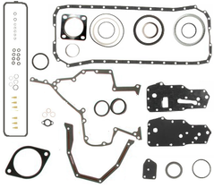 INTERSTATE MCBEE M-3800487 LOWER GASKET SET 24V (98.5-02 CUMMINS)
