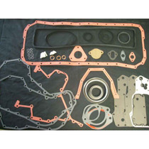 INTERSTATE MCBEE M-3802376 LOWER GASKET SET 12V CUMMINS 89-98