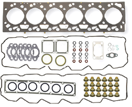 INTERSTATE MCBEE M-4955523 UPPER GASKET SET (07.5-18 CUMMINS)