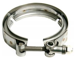 INTERSTATE MCBEE M-3903652 HX35 EXHAUST OUTLET CLAMP