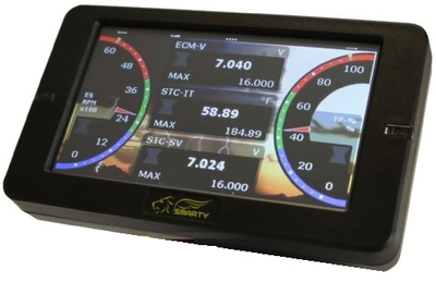 SMARTY S2G TOUCH PROGRAMMER 1998.5-2018 DODGE RAM 5.9L/6.7L CUMMINS (2013-2018 REQUIRES COMMOD)