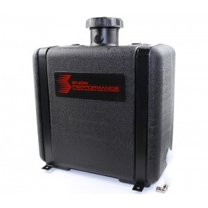 Snow Performance 2.5 Gallon Methanol Water Injection Reservoir in Black 40014