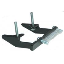 STAINLESS DIESEL  SD11100 | S400 TWIN TURBO BRACKET