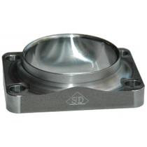 STAINLESS DIESEL, FT6CNC, FLANGE T-6