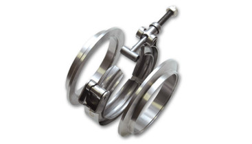 VIBRANT PERFORMANCE 1493 V-Band Flange Assembly for 4in. O.D. Tubing