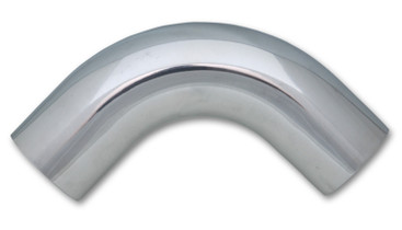 VIBRANT PERFORMANCE 2876 4in. O.D. Aluminum 90 Degree Bend-Polished