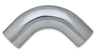 VIBRANT PERFORMANCE 2891 3.5IN. O.D. ALUMINUM 90 DEGREE BEND-POLISHED