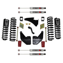 SKYJACKER R14451K-M Suspension Lift Kit w/Shock M95 Performance Shocks 4 Inch Lift 14-19 Ram 2500 Incl. Front And Rear Coil Springs