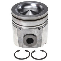 MAHLE 224-3673 Cms. 102mm/4.017in Bore ISB (OE#3970192 Bare) 05-08 17.1:1 CR VIN C