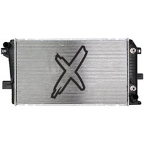 XTREME DIESEL PERFORMANCE XD295 Replacement Radiator Direct Fit 01-05 GM 6.6L Duramax X-TRA Cool XD295