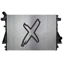 XTREME DIESEL PERFORMANCE XD291 Replacement Main Radiator 11-16 Ford 6.7L Powerstroke 1 Row XD291 X-Tra Cool