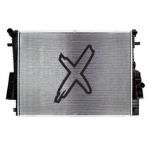 XTREME DIESEL PERFORMANCE XD290 Replacement Secondary Radiator 11-16 Ford 6.4L Powerstroke 2 Row X-TRA Cool Direct-Fit XD290