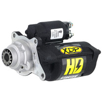 XTREME DIESEL PERFORMANCE XD256 Gear Reduction Starter 08-10 Ford 6.4L Powerstroke Wrinkle Black XD256