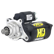 XTREME DIESEL PERFORMANCE XD255 Gear Reduction Starter 03-07 Ford 6.0L Powerstroke Wrinkle Black XD255