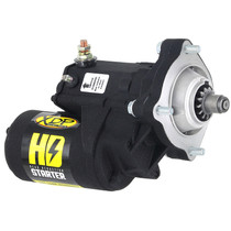 XTREME DIESEL PERFORMANCE XD253 Gear Reduction Starter 94-03 Ford 7.3L Wrinkle Black XD253