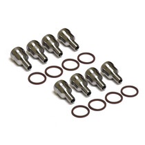 XTREME DIESEL PERFORMANCE XD213 High Pressure Oil Rail Ball Tubes 04.5-07 Ford 6.0L Powerstroke Set Of 8 XD213