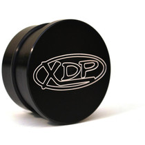 XTREME DIESEL PERFORMANCE XD184 Billet Turbo Resonator Delete Plug 04.5-10 Duramax 6.6L XD184