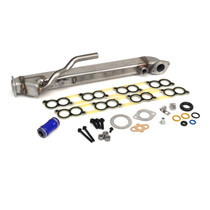 XTREME DIESEL PERFORMANCE XD180 EGR Cooler 04-07 Ford 6.0L Powerstroke Square Cooler XD180