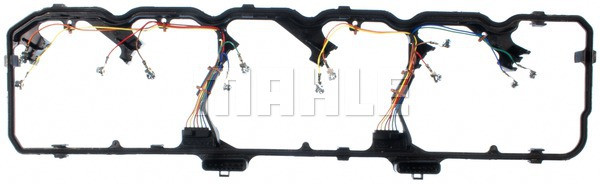 MAHLE VS50543 VALVE COVER GASKET W/INJECTOR HARNESS (04.5-18 CUMMINS)