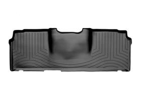 WEATHERTECH 440123 Black Rear FloorLiner Dodge Ram Mega Cab 2006 - 2008 4wd