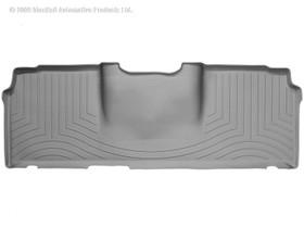 WEATHERTECH 460123 GREY REAR FLOORLINER DODGE RAM MEGA CAB 2006 - 2008 4WD