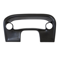 AUTOMETER 15003 INSTRUMENT CLUSTER BEZEL; DUAL; 2-1/16in.; FORD SUPER DUTY 99-04