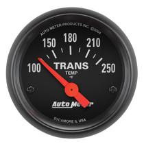 "AUTOMETER 2640 2-1/16"" TRANSMISSION TEMPERATURE, 100-250 °F, AIR-CORE, Z-SERIES"
