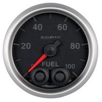 "AUTOMETER 5671 2-1/16"" FUEL PRESSURE, 0-100 PSI, STEPPER MOTOR, ELITE UNIVERSAL"
