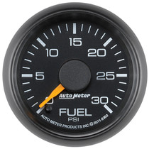 AUTOMETER 8360 2-1/16in. FUEL PRESSURE; 0-30 PSI; GM FACTORY MATCH