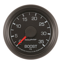 AUTOMETER 8404 2-1/16in. BOOST; 0-35 PSI; FORD FACTORY MATCH