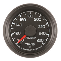 AUTOMETER 8457 2-1/16in. TRANSMISSION TEMPERATURE; 100-260 deg.F; FORD FACTORY MATCH