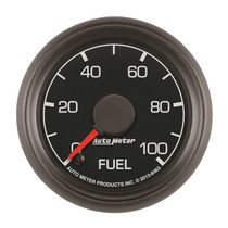 AUTOMETER 8463 2-1/16in. FUEL PRESSURE; 0-100 PSI; FORD FACTORY MATCH