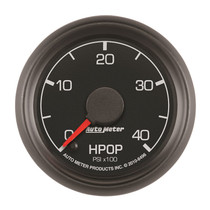 AUTOMETER 8496 2-1/16in. HPOP PRESSURE; 0-4K PSI; FORD FACTORY MATCH