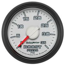 AUTOMETER 8504 2-1/16in. BOOST; 0-35 PSI; GEN 3 DODGE FACTORY MATCH