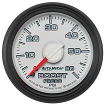 AUTOMETER 8505 2-1/16in. BOOST; 0-60 PSI; GEN 3 DODGE FACTORY MATCH