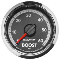 AUTOMETER 8508 2-1/16in. BOOST; 0-60 PSI; GEN 4 DODGE FACTORY MATCH