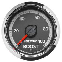 AUTOMETER 8509 2-1/16in. BOOST; 0-100 PSI; GEN 4 DODGE FACTORY MATCH