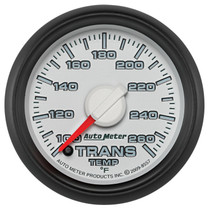 AUTOMETER 8557 2-1/16in. TRANSMISSION TEMPERATURE; 100-260 deg.F; GEN 3 DODGE FACTORY MATCH