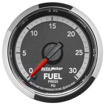 "AUTOMETER 8561 2-1/16"" FUEL PRESSURE, 0-30 PSI, STEPPER MOTOR, GEN 4 DODGE FACTORY MATCH"