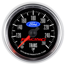 AUTOMETER 880314 2-1/16in. TRANSMISSION TEMPERATURE; 100-260 deg.F; FORD RACING