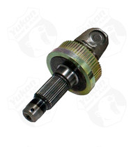 YUKON GEAR AND AXLE YA D80375 1541H REPLACEMENT OUTER STUB AXLE (00-02 DODGE RAM 2500/3500)
