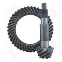 YUKON GEAR AND AXLE YG D60R-538R High Performance  Replacement Ring And Pinion Gear Set For Dana 60 Reverse Rotation In A 5.38 Ratio