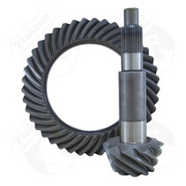 YUKON GEAR AND AXLE YG D60-488 High Performance  Replacement Ring And Pinion Gear Set For Dana 60 In A 4.88 Ratio
