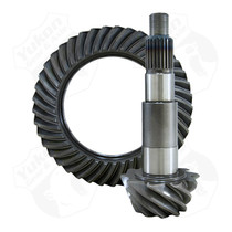 YUKON GEAR AND AXLE YG D44JK-538RUB High Performance  Replacement Ring And Pinion Gear Set For Dana 44 JK In A 5.38 Ratio