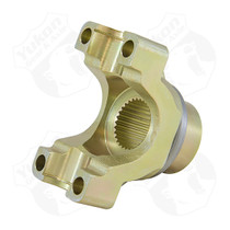 YUKON GEAR AND AXLE YY D60-1350-29U  Replacement Yoke For Dana 60 And 70 With A 1350 U/Joint Size 1.188 Inch Cap Diameter U-Bolt Style