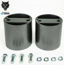 PACBRAKE HP10154 4 INCH AIR SUSPENSION SPACER KIT USE W/SINGLE AND DOUBLE CONVOLUTED SPRING KITS