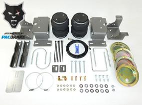 PACBRAKE HP10355 Silverado/Sierra Air Spring Kit for 20-Up Silverado/Sierra 2500/3500 HD