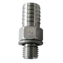 """FLEECE PERFORMANCE FPE-CP3-FEED 1/2"""" CP3 FEED FITTING"""
